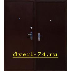 Строй-Дверь 5.1 металл-металл