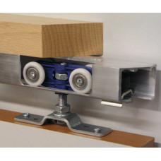 Комплект роликов для раздвижных дверей (до 60кг)